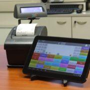 stampante e tablet