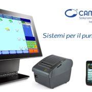 punto cassa touch screen