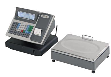 Bilancia con stampante